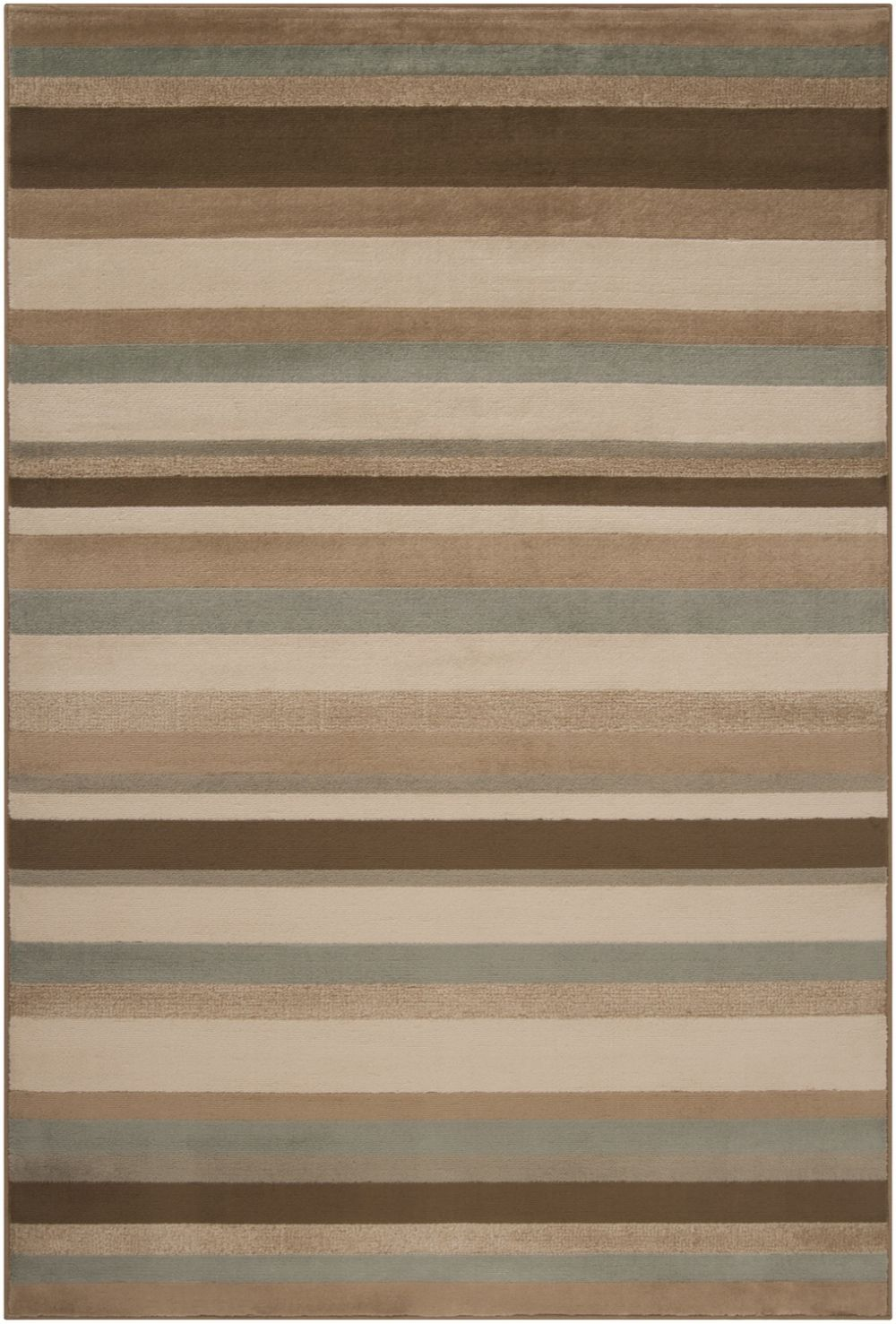surya paramount solid/striped area rug collection