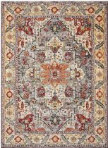 Nourison Traditional Aria Area Rug Collection