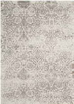 Nourison Country & Floral Damask Area Rug Collection