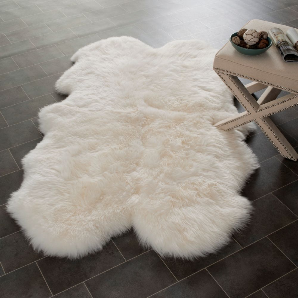 safavieh sheepskin shag animal inspirations area rug collection