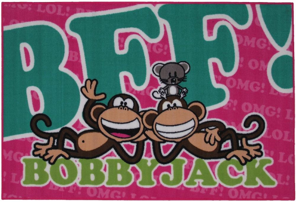 fun rugs bobby jack kids area rug collection