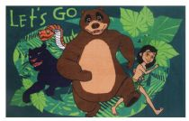 Fun Rugs Kids Jungle Book Area Rug Collection