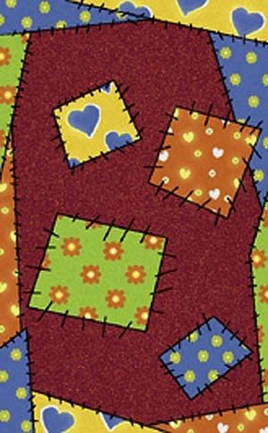 fun rugs night flash kids area rug collection
