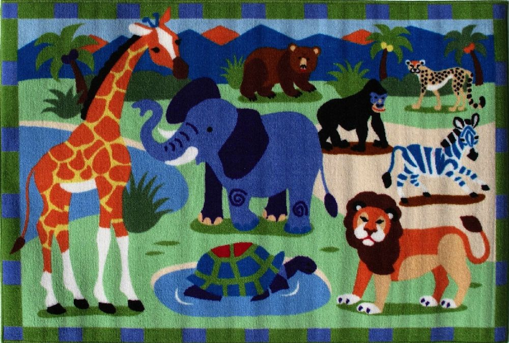 fun rugs olive kids kids area rug collection