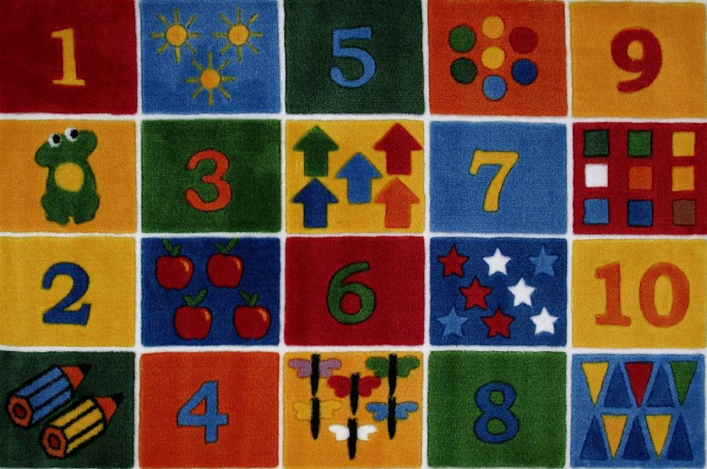 fun rugs supreme kids area rug collection