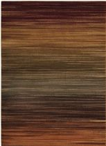Nourison Solid/Striped Paramount Area Rug Collection