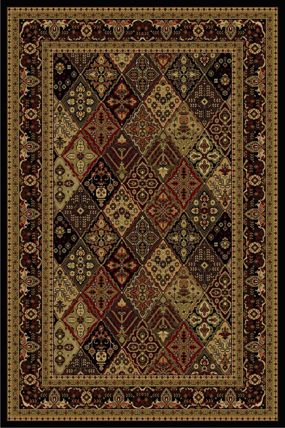 la rugs cosmos traditional area rug collection