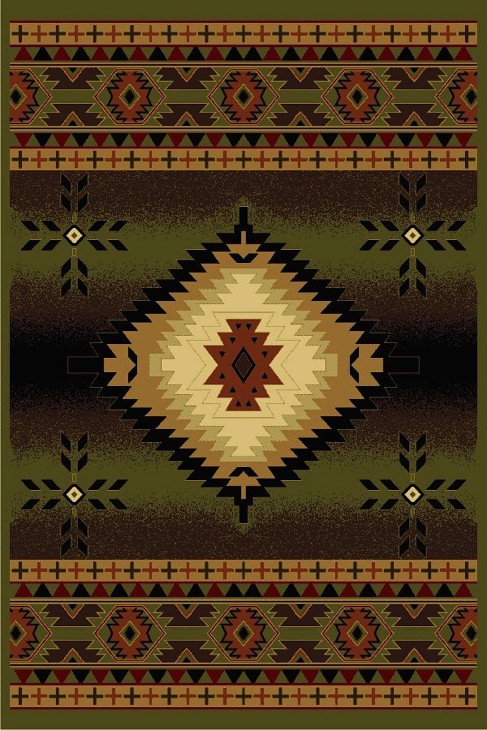 la rugs cosmos southwestern/lodge area rug collection