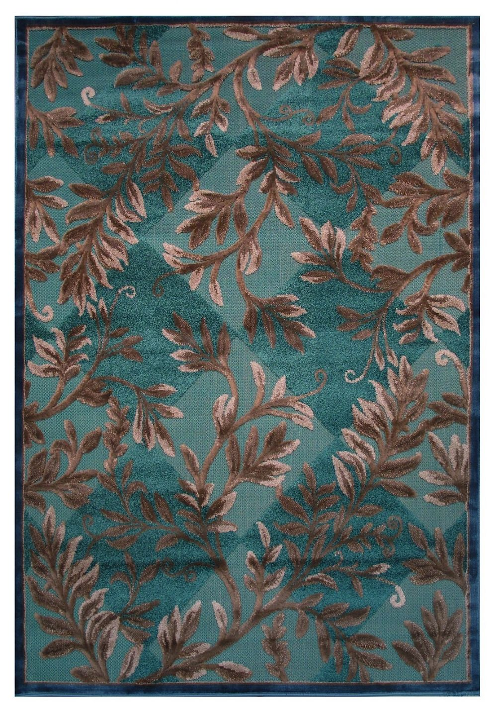 la rugs vintage country & floral area rug collection