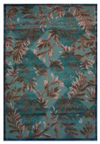 LA Rugs Country & Floral Vintage Area Rug Collection