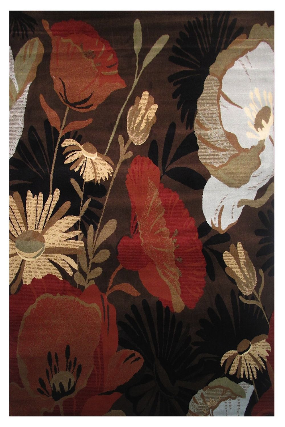 la rugs legacy country & floral area rug collection