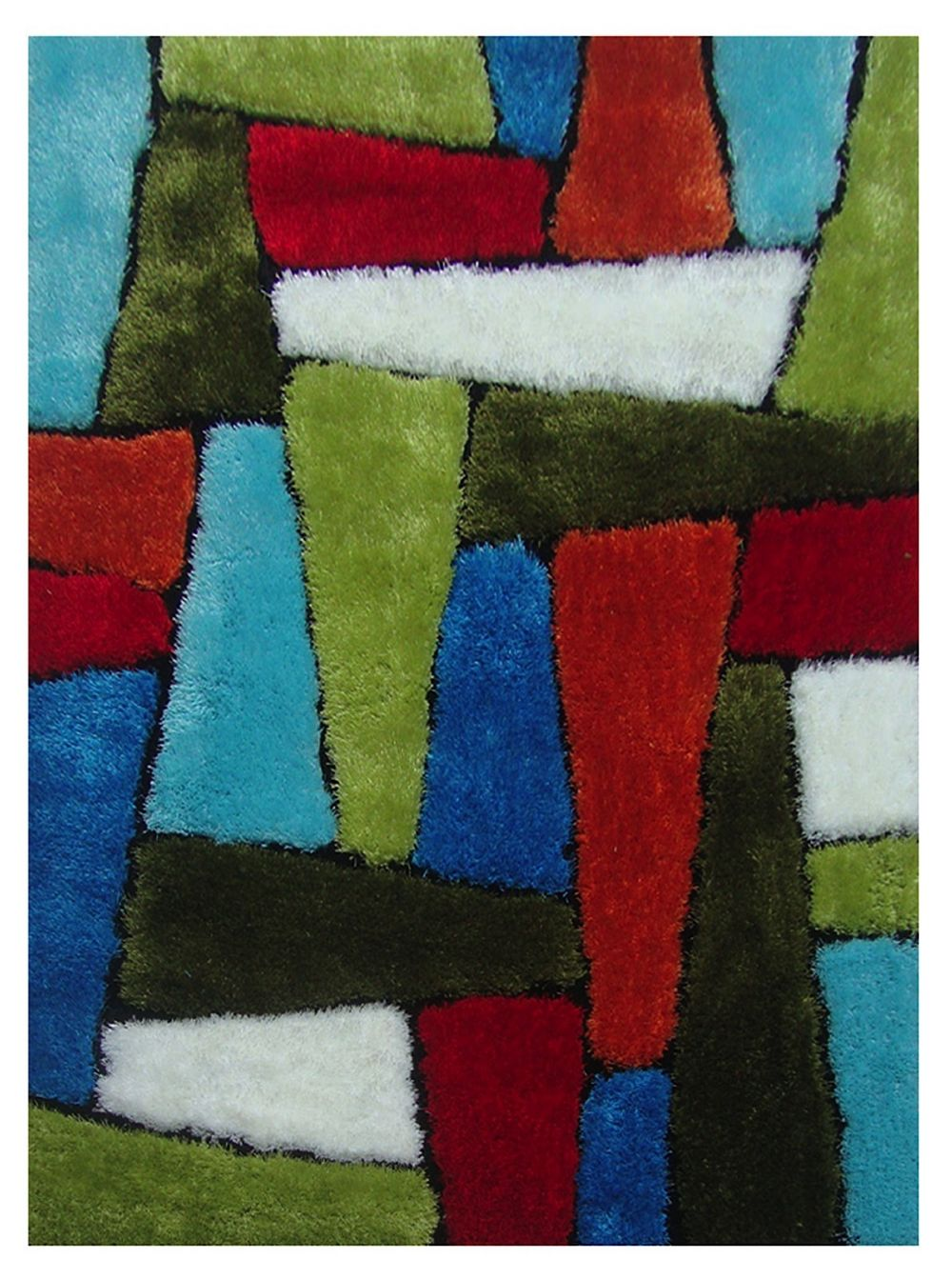la rugs exotic plush area rug collection