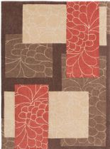 FaveDecor Transitional Jirie Area Rug Collection