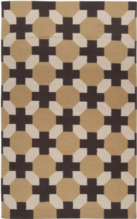 Surya Contemporary Archive Area Rug Collection