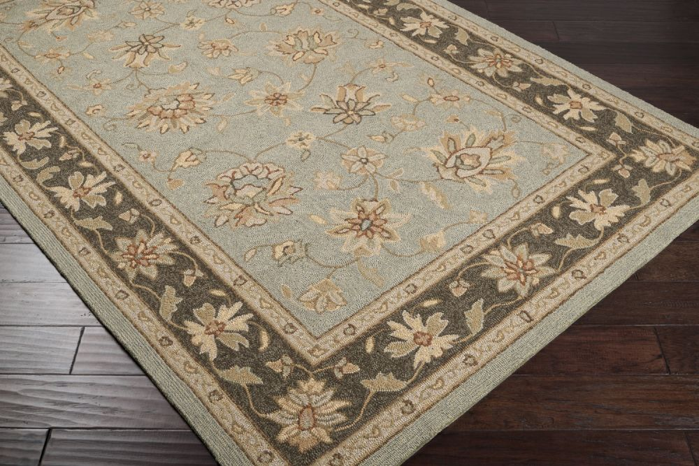 surya rain transitional area rug collection