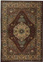 Rizzy Rugs Traditional Bellevue Area Rug Collection