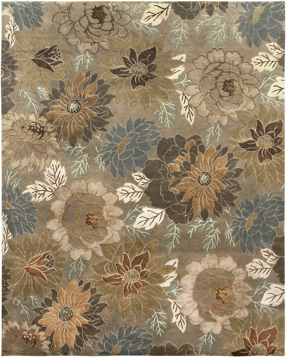 amer synergy country & floral area rug collection