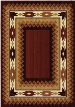 Orian Southwestern/Lodge Anthology Area Rug Collection
