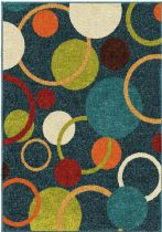 Orian Contemporary Kids Court Area Rug Collection