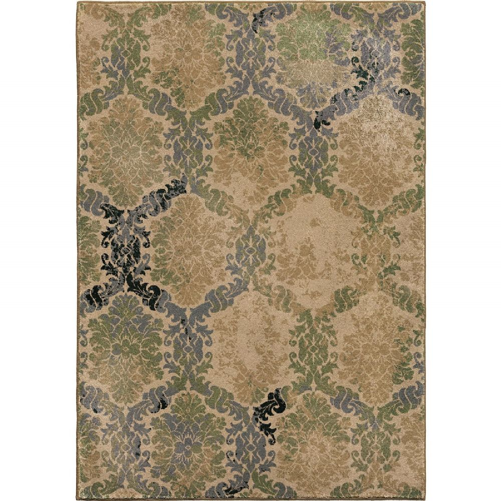 orian radiance transitional area rug collection