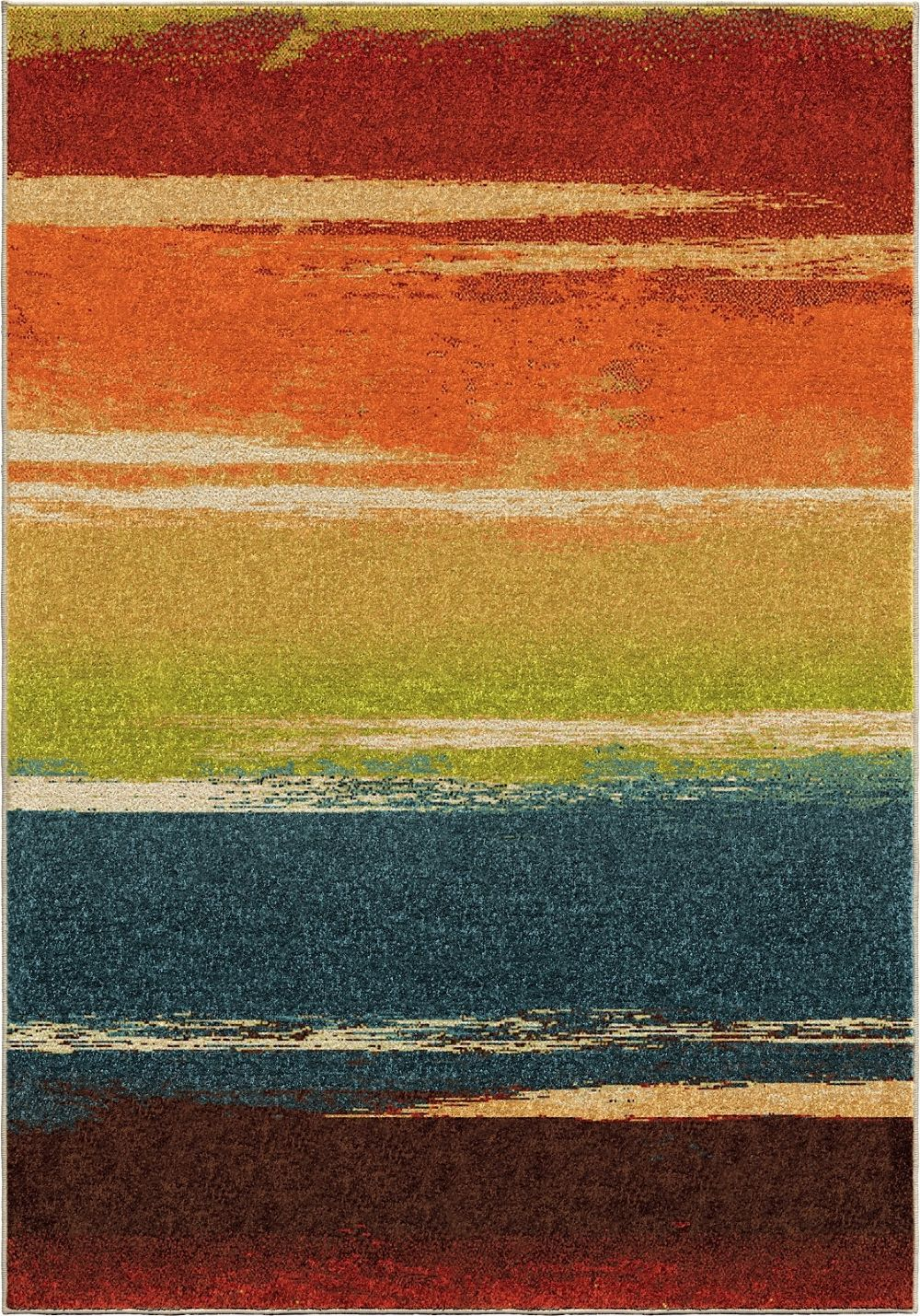 orian spoleto contemporary area rug collection