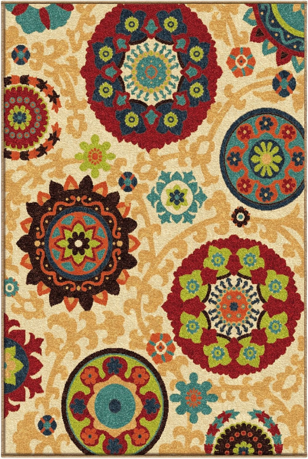 orian veranda indoor/outdoor area rug collection