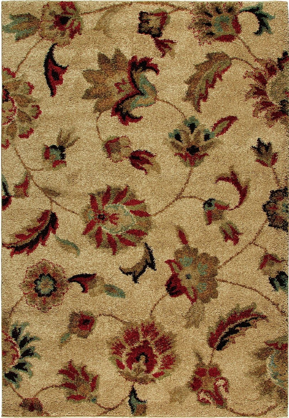 orian wild weave country & floral area rug collection