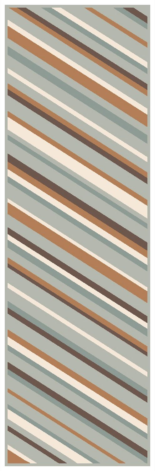 surya modern classics solid/striped area rug collection