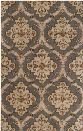 RugPal Contemporary Caster Area Rug Collection