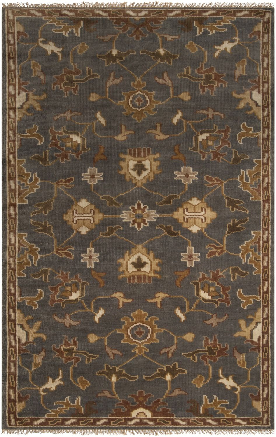 surya donovan southwestern/lodge area rug collection