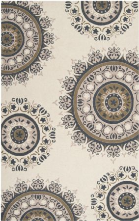Surya Contemporary Flor Area Rug Collection