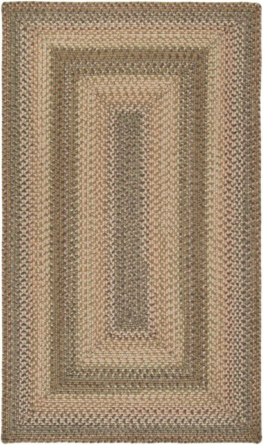 surya jamestown braided area rug collection