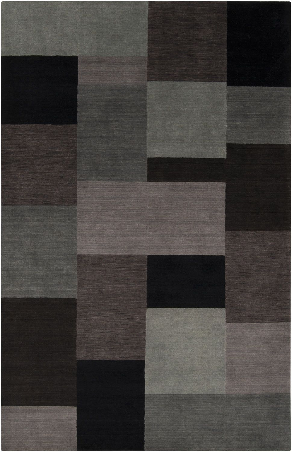 surya levit contemporary area rug collection