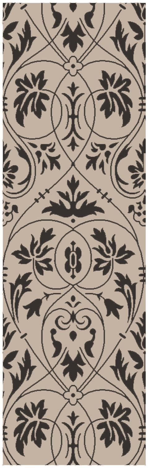 surya morlin transitional area rug collection