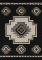 United Weavers Southwestern/Lodge Townshend Collection Area Rug Collection
