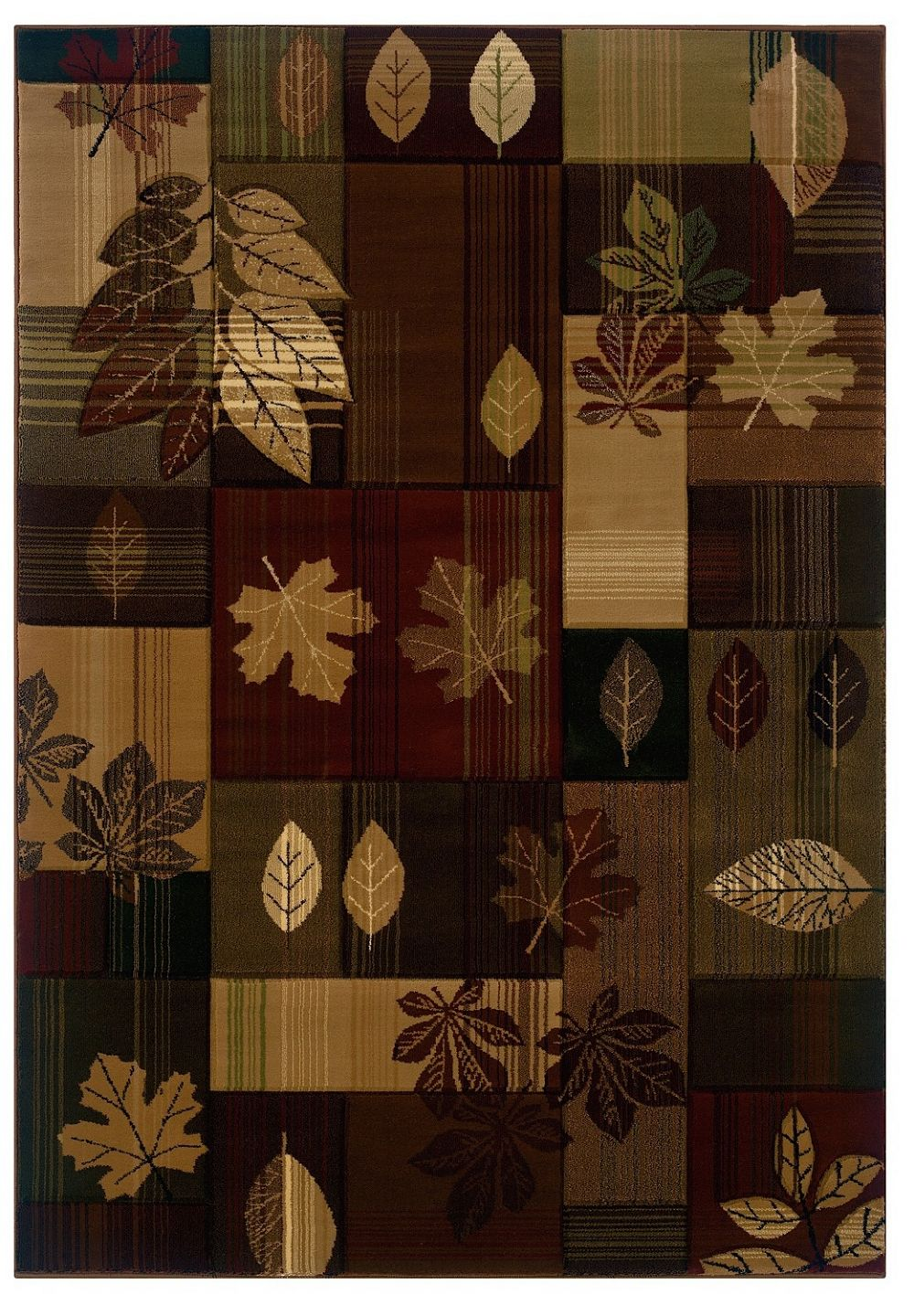 united weavers contours-cem country & floral area rug collection
