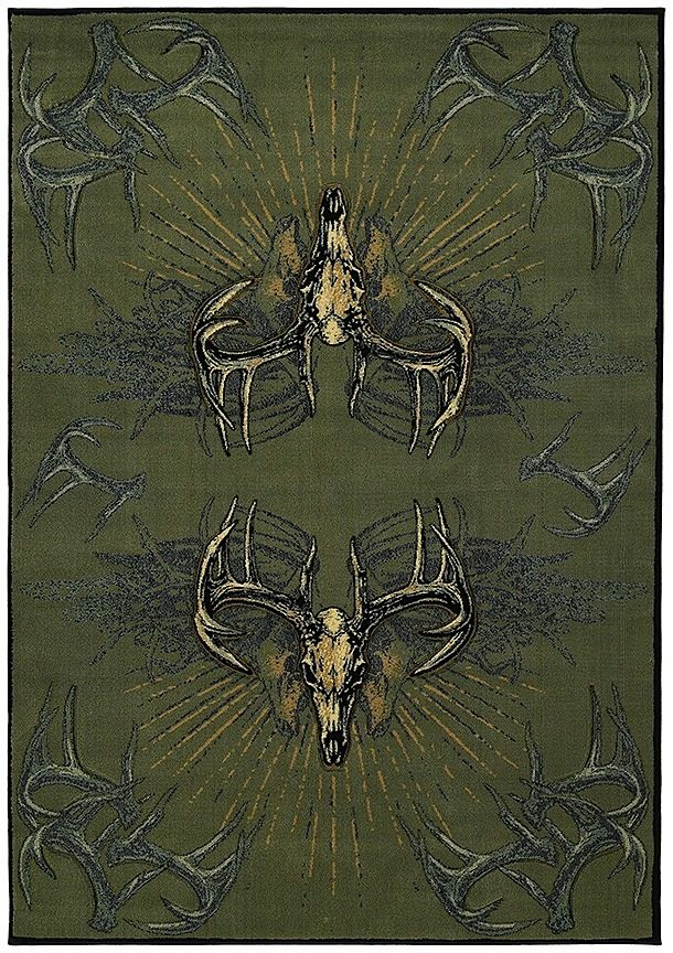 united weavers contours-dcbw southwestern/lodge area rug collection