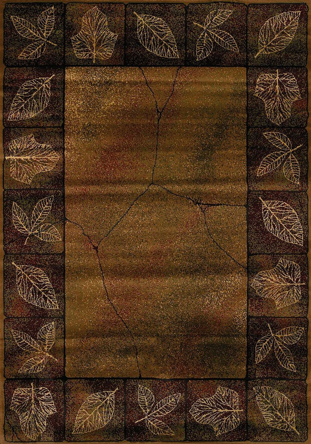united weavers genesis country & floral area rug collection