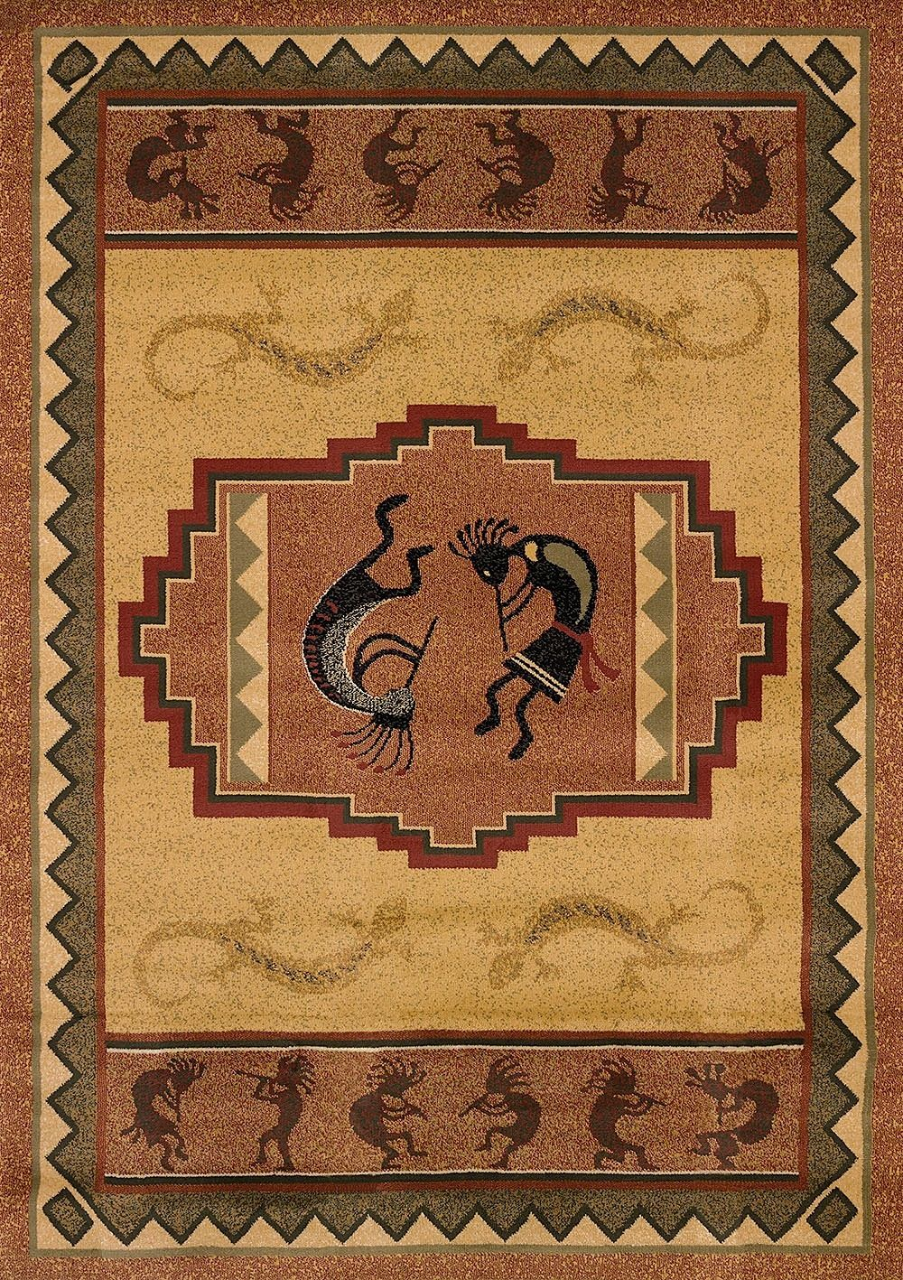 United Weavers Genesis Southwestern Lodge Area Rug