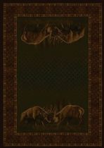 United Weavers Southwestern/Lodge Buckwear Area Rug Collection