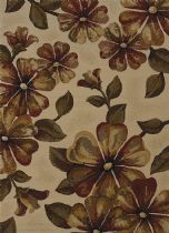 United Weavers Southwestern/Lodge China Garden Area Rug Collection