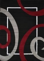 United Weavers Contemporary Cristall Collection Area Rug Collection