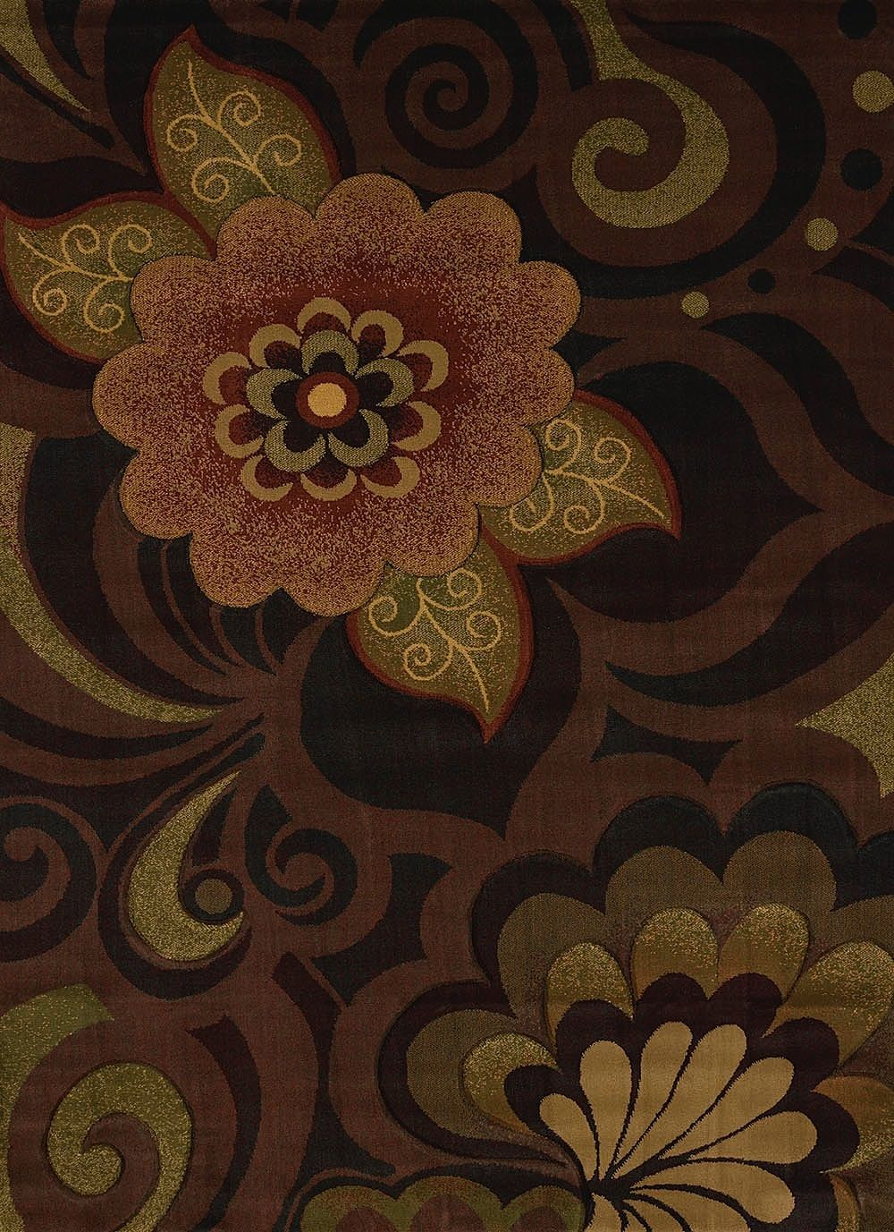 united weavers urban galleries country & floral area rug collection