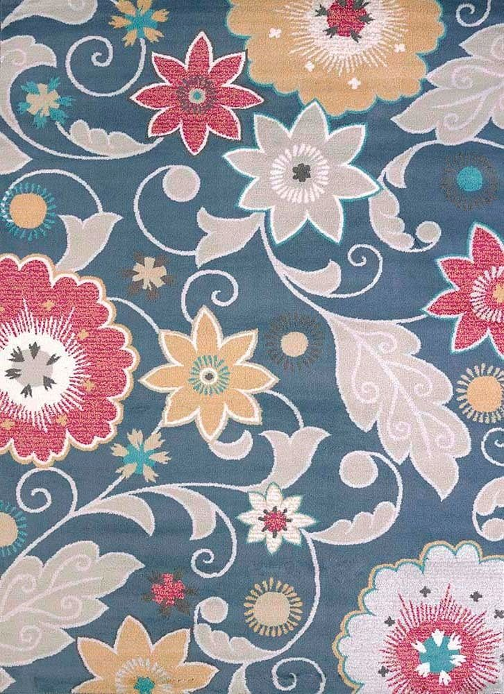 united weavers modern textures country & floral area rug collection