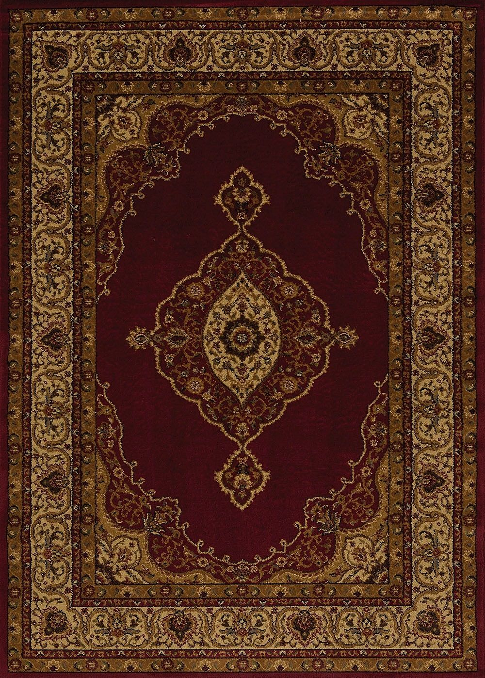 United Weavers Affinity Traditional Area Rug Collection