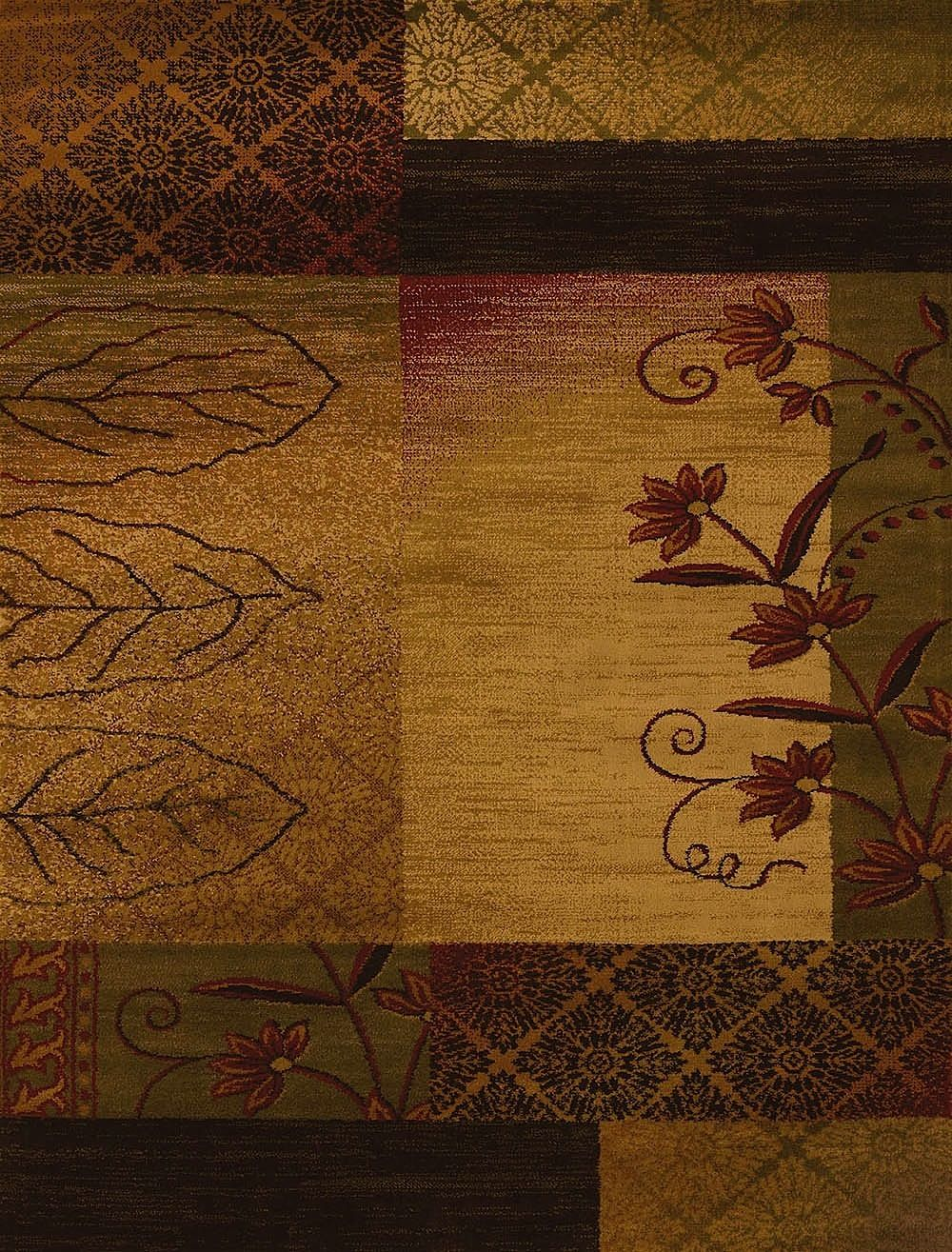 united weavers affinity country & floral area rug collection