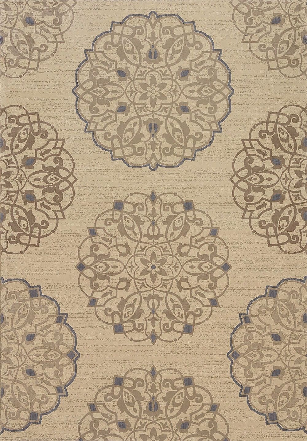united weavers subtleties country & floral area rug collection