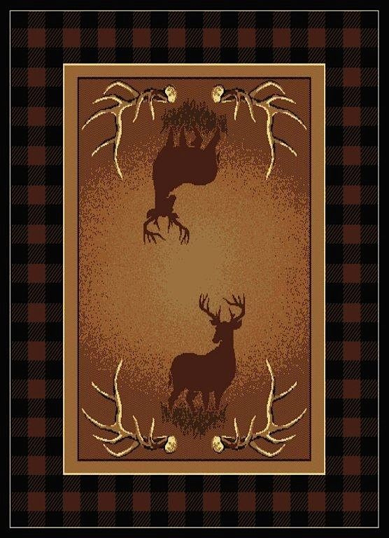 united weavers legends southwestern/lodge area rug collection