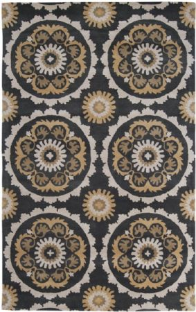 RugPal Contemporary Montage Area Rug Collection