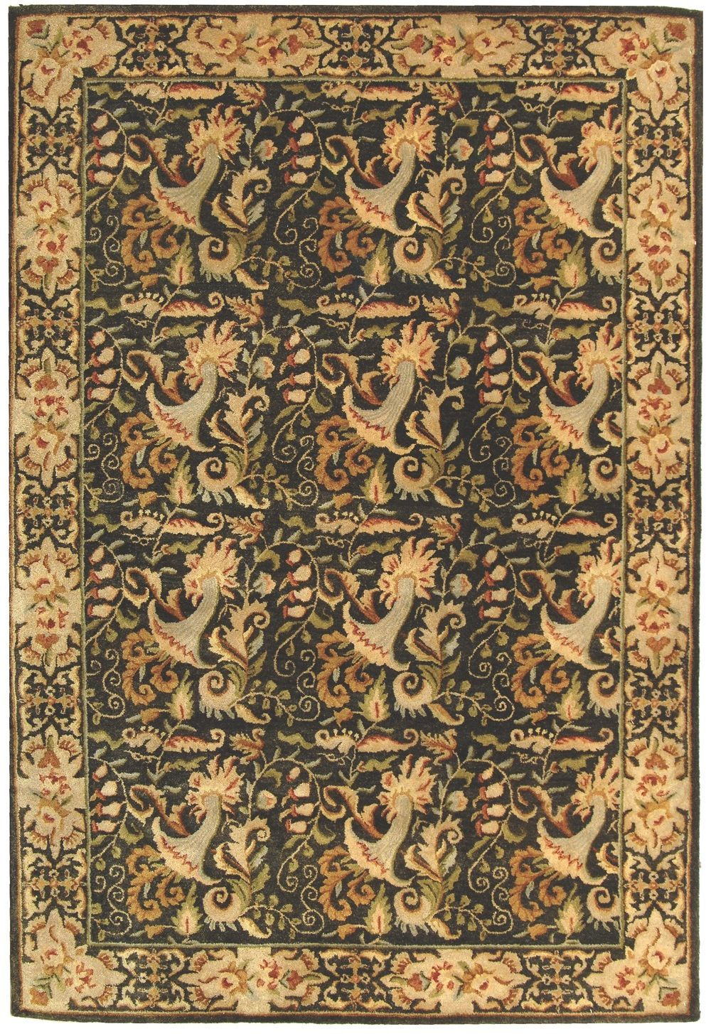 safavieh bergama traditional area rug collection
